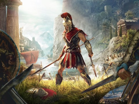 Assassin's Creed Odyssey review – big and beautiful