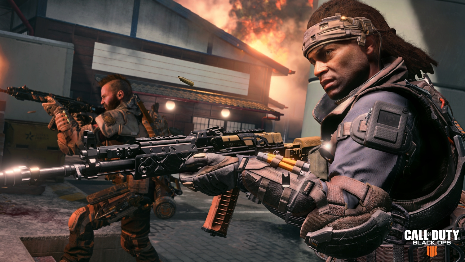 Call Of Duty: Black Ops 4 campaign mode was going to be 2v2 co-op race