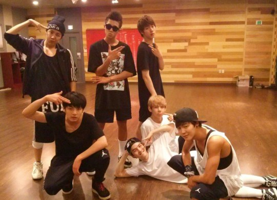 BTS old pictures from debut show how far they have come | Metro News