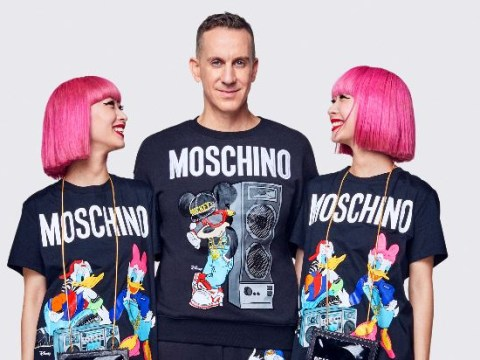 H&M collaborates with designer brand Moschino – here are the looks hitting the stores