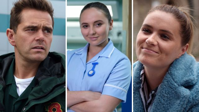 7 Casualty spoilers: A new nurse for the ED, Iain in crisis and more