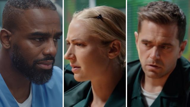 7 Casualty spoilers: Jacob faces his past, Iain struggles to make sense of the present and more