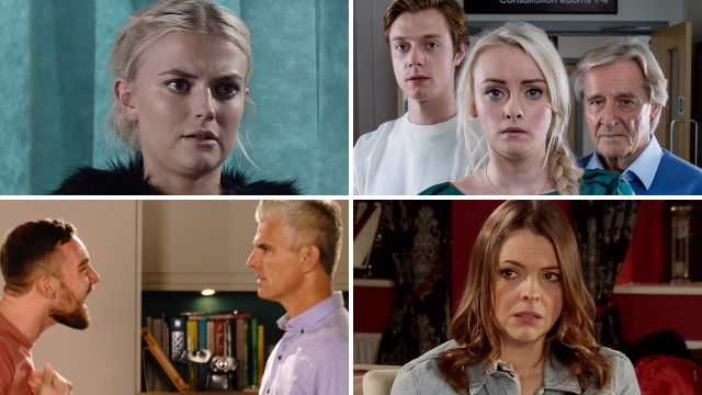 Coronation Street spoilers for Bethany, Sinead, Daniel, Ken, Ali, Robert and Tracy
