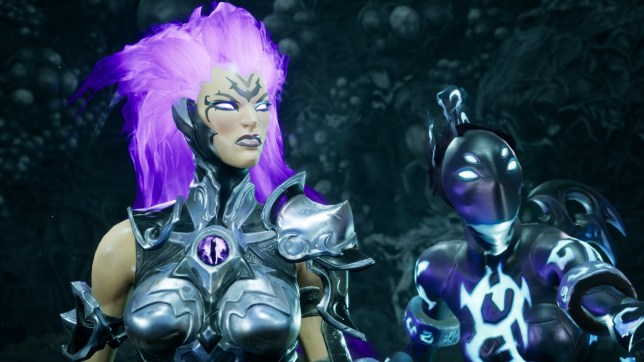 Darksiders III - Fury is actually quite calm and collected