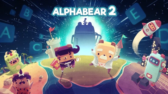 Alphabear 2 - one of this month's best mobile games