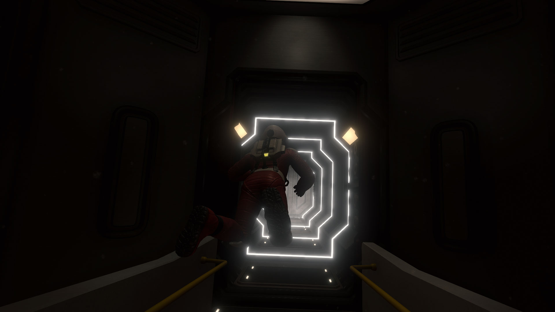 Downward Spiral: Horus Station (PS4) - wordless storytelling