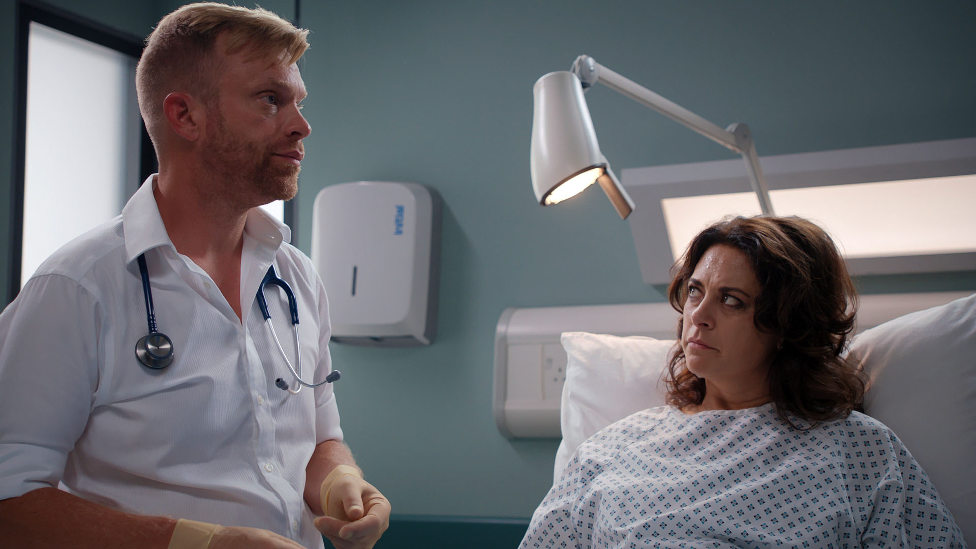 Casualty review with spoilers: Dylan's heart is broken again