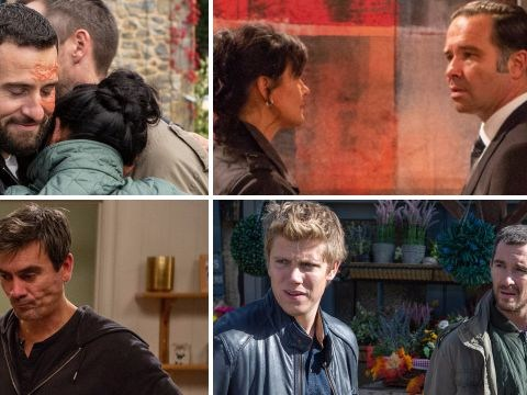 10 Emmerdale spoilers: Cain murder confession, Ross exit revealed and Paddy's torment