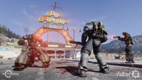 Where are the Fallout 76 power armor locations? | Metro News