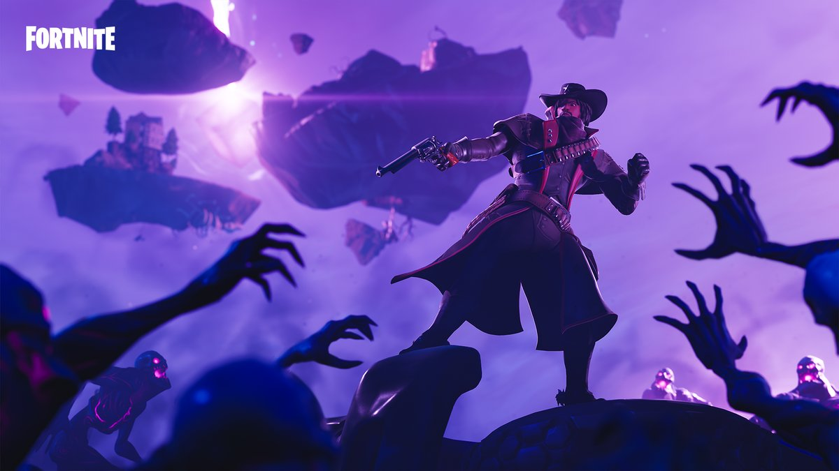 Where are the ghost decoration locations in Fortnite?
