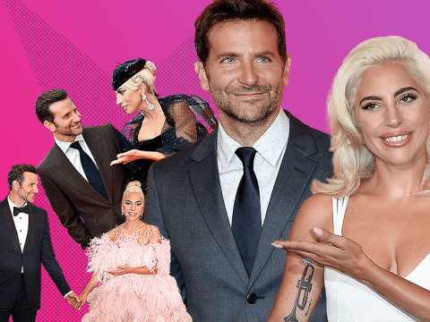 Lady Gaga keeps saying the same thing about Bradley Cooper in her interviews and it's very weird