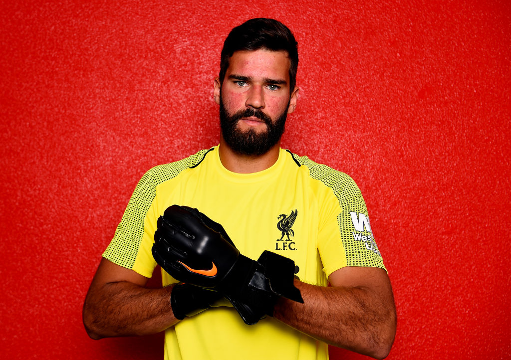 Why Alisson almost rejected Liverpool and 'cried' over £67m transfer