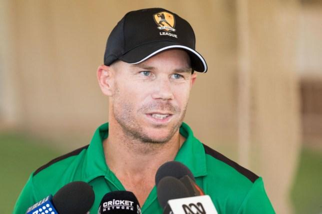 Cricket Banned Australian David Warner Walks Off Field
