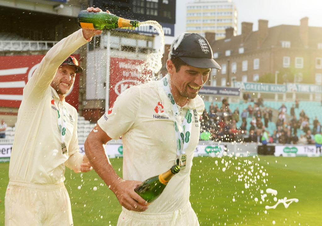 England legend Alastair Cook knighted after record-breaking career