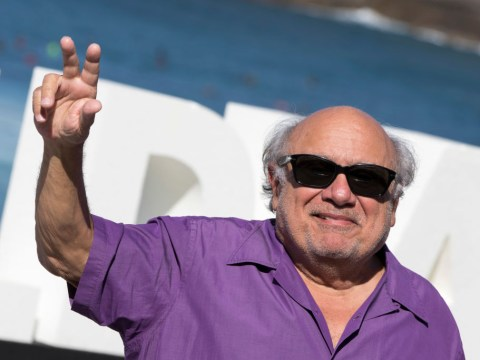 Danny DeVito, 73, vows 'never' to retire from acting because he still 'absolutely' loves it