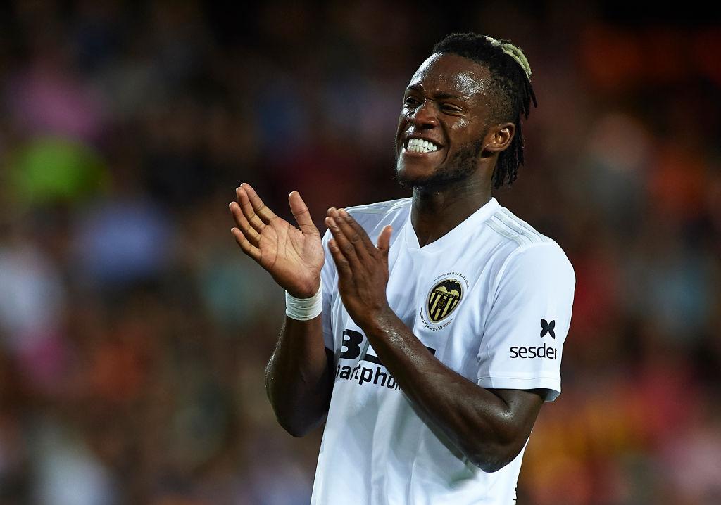 Chelsea striker Michy Batshuayi not looking to make Valencia loan switch a permanent transfer