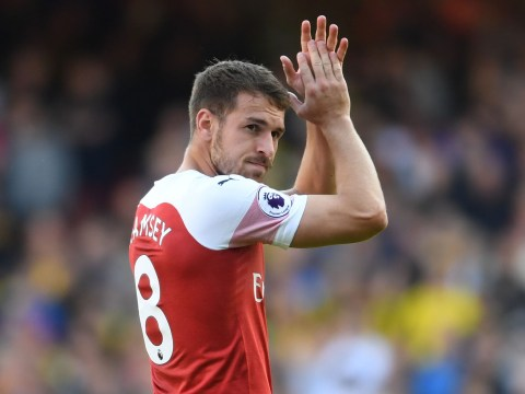 Sol Campbell and Robert Pires warn Arsenal as Liverpool prepare Aaron Ramsey move