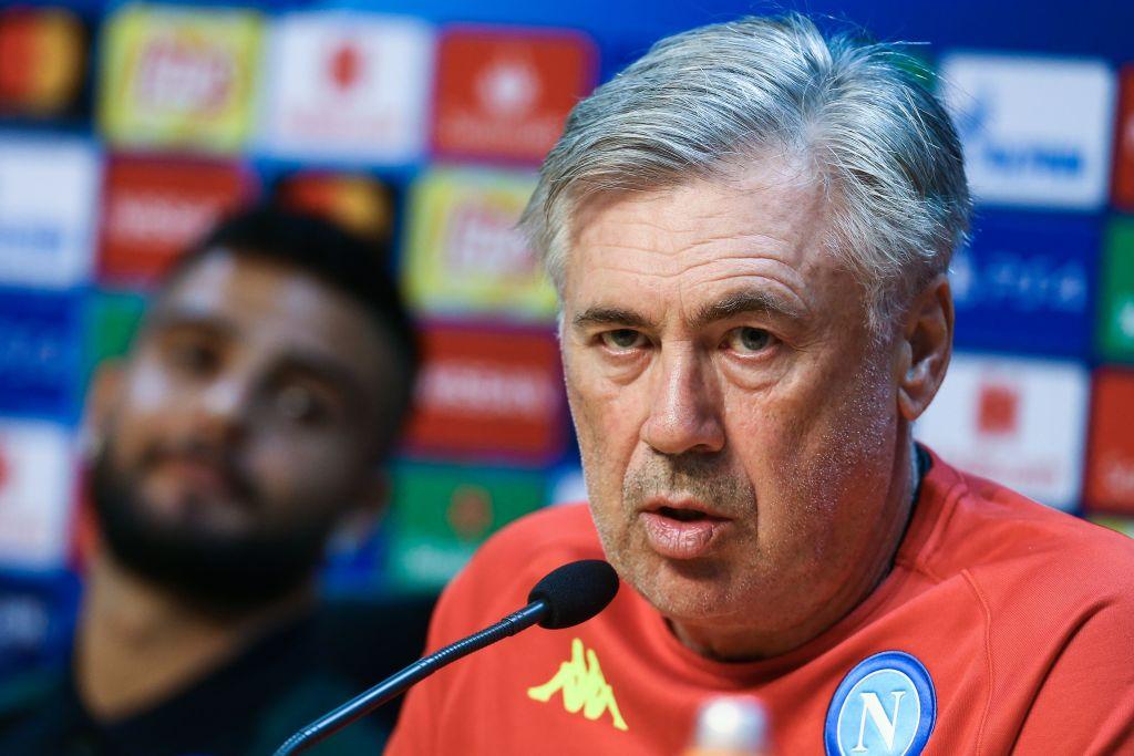 Carlo Ancelotti 'surprised' with referee selection for Napoli vs Liverpool