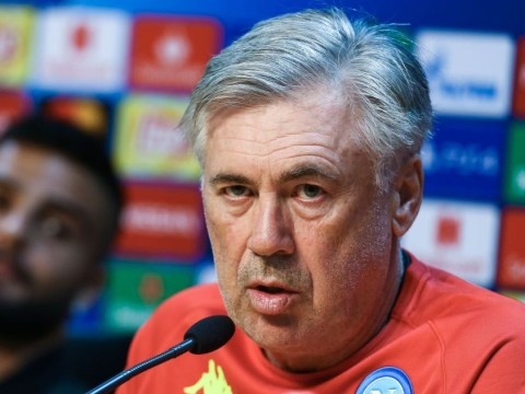 Carlo Ancelotti 'surprised' with referee selection for Napoli vs Liverpool