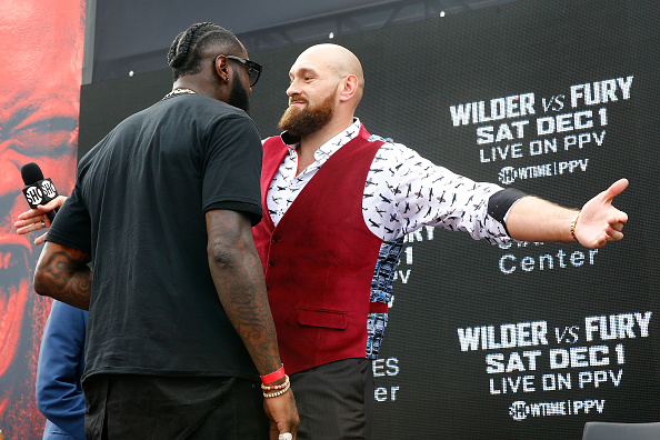 Deontay Wilder to get 50-50 split with Anthony Joshua if Tyson Fury fight sells over 1m pay-per-views