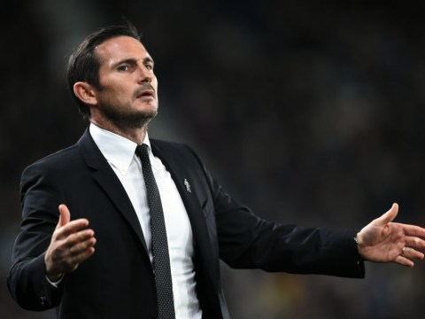 Frank Lampard insists he will not celebrate if Derby County beat old club Chelsea