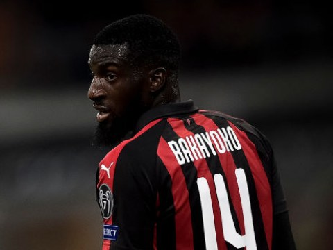 AC Milan threaten to send Tiemoue Bakayoko back to Chelsea