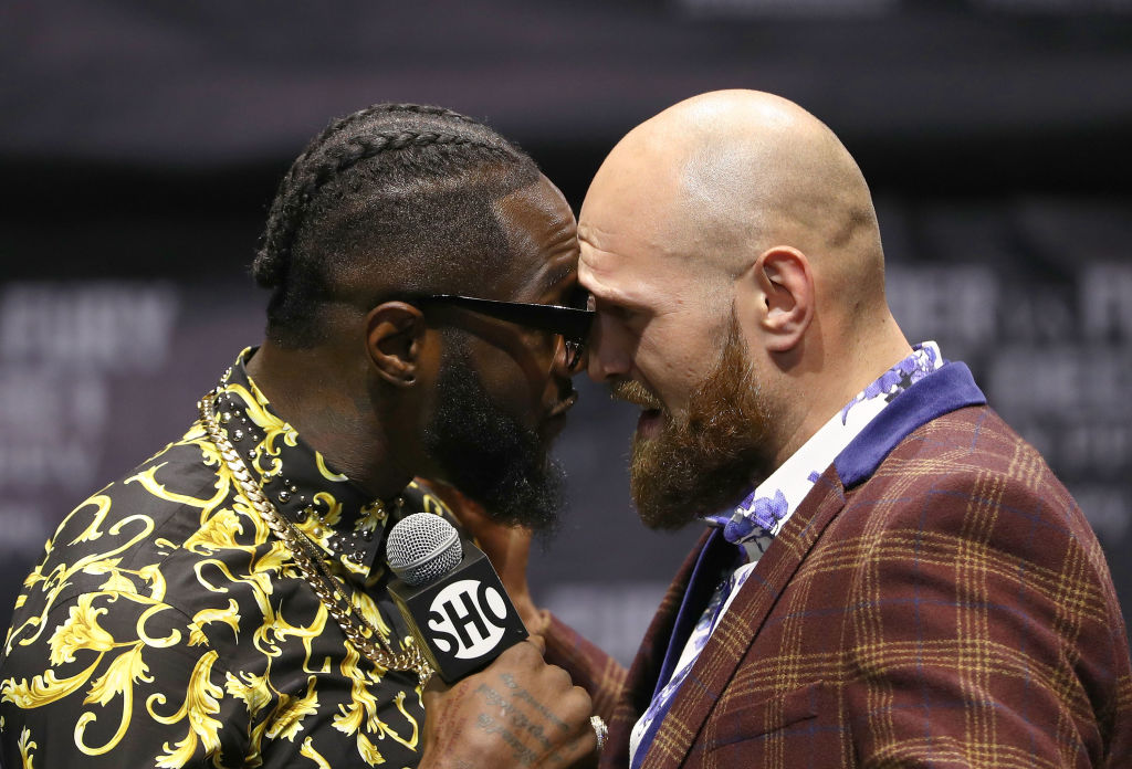 When is Tyson Fury vs Deontay Wilder? Date, undercard, TV channel and odds