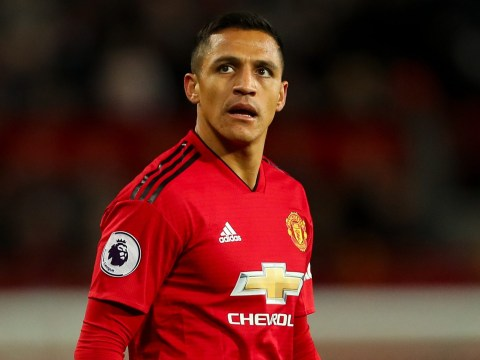 Jose Mourinho confirms Alexis Sanchez is unavailable for Manchester United's clash with Everton