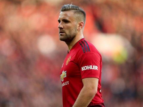 Jose Mourinho reveals how Luke Shaw changed his mind to earn new Manchester United contract