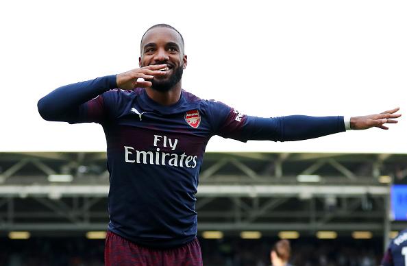Alexandre Lacazette must 'continue' good work at Arsenal, says France boss Didier Deschamps