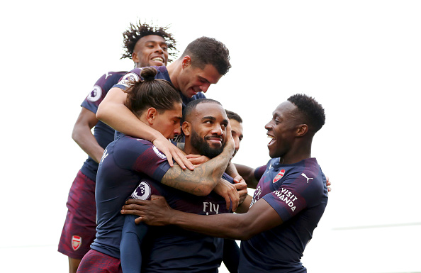 How Unai Emery and Alexandre Lacazette banished Arsenal's curse of the No.9