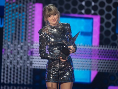 Taylor Swift takes another political stand as she makes AMAs history to become the most decorated female artist of all time