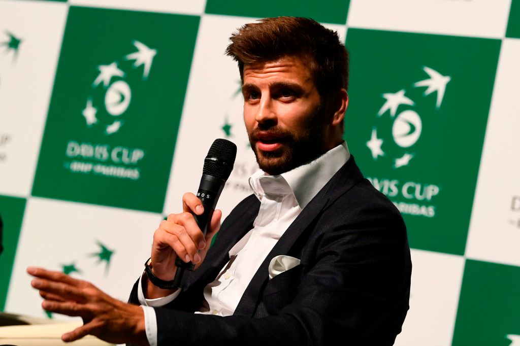 Gerard Pique speaks out on Roger Federer, Novak Djokovic and Rafael Nadal involvement in new Davis Cup