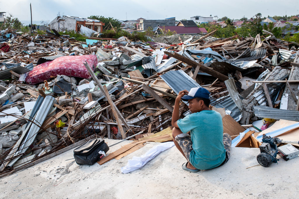 I saw the heartbreak after the Boxing Day tsunami. We must help Indonesia's most recent victims