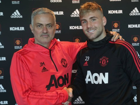 Jose Mourinho reveals why Luke Shaw deserves new Manchester United contract