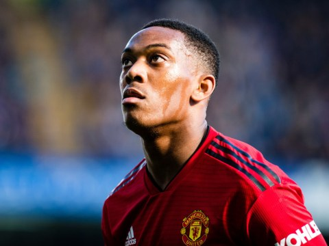 Gary Neville claims Anthony Martial turned down new Manchester United deal for ONE reason