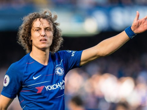 'It was just us who played' – David Luiz criticises Manchester United's approach against Chelsea