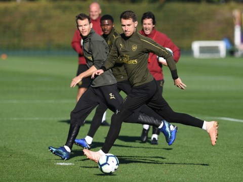 9b4f55c98 Sokratis Papastathopoulos. Arsenal suffer defensive injury blow ahead of  Leicester City clash