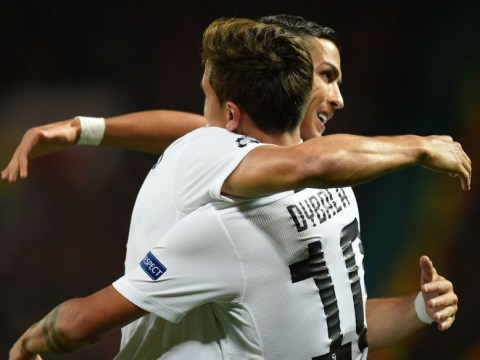 Cristiano Ronaldo helps Juventus inflict Champions League reality check on Manchester United