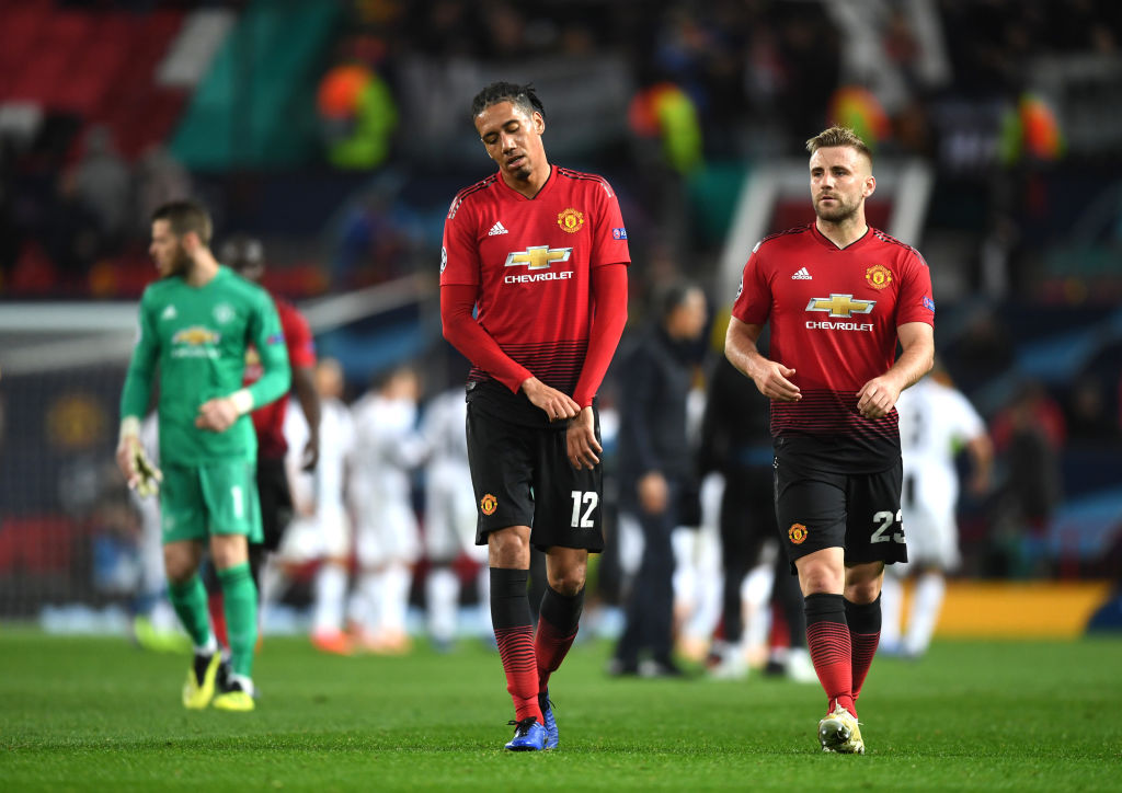 Rio Ferdinand, Paul Scholes and Phil Neville react to Manchester United's humbling defeat to Juventus