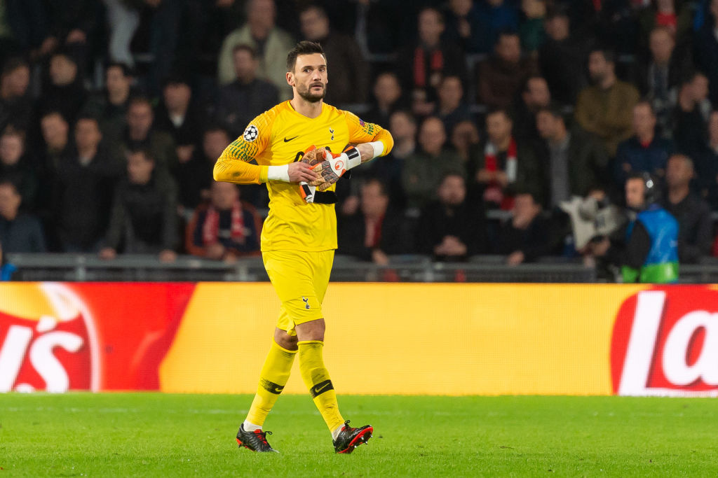 Mauricio Pochettino reveals what Hugo Lloris did in dressing room after red card against