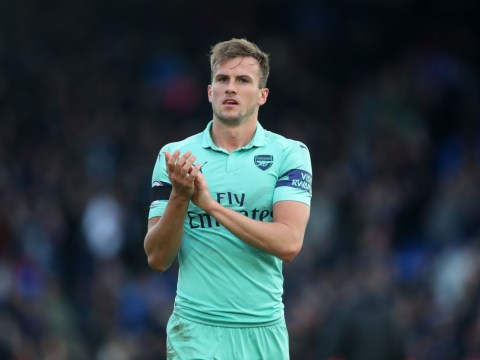 Rob Holding reveals the bad habit which Arsenal need to drop under Unai Emery