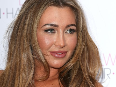 Lauren Goodger denies she's turning to porn after considering Only Fans account
