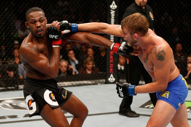 UFC news: Jon Jones vs Alexander Gustafsson II booked for UFC 232 ...