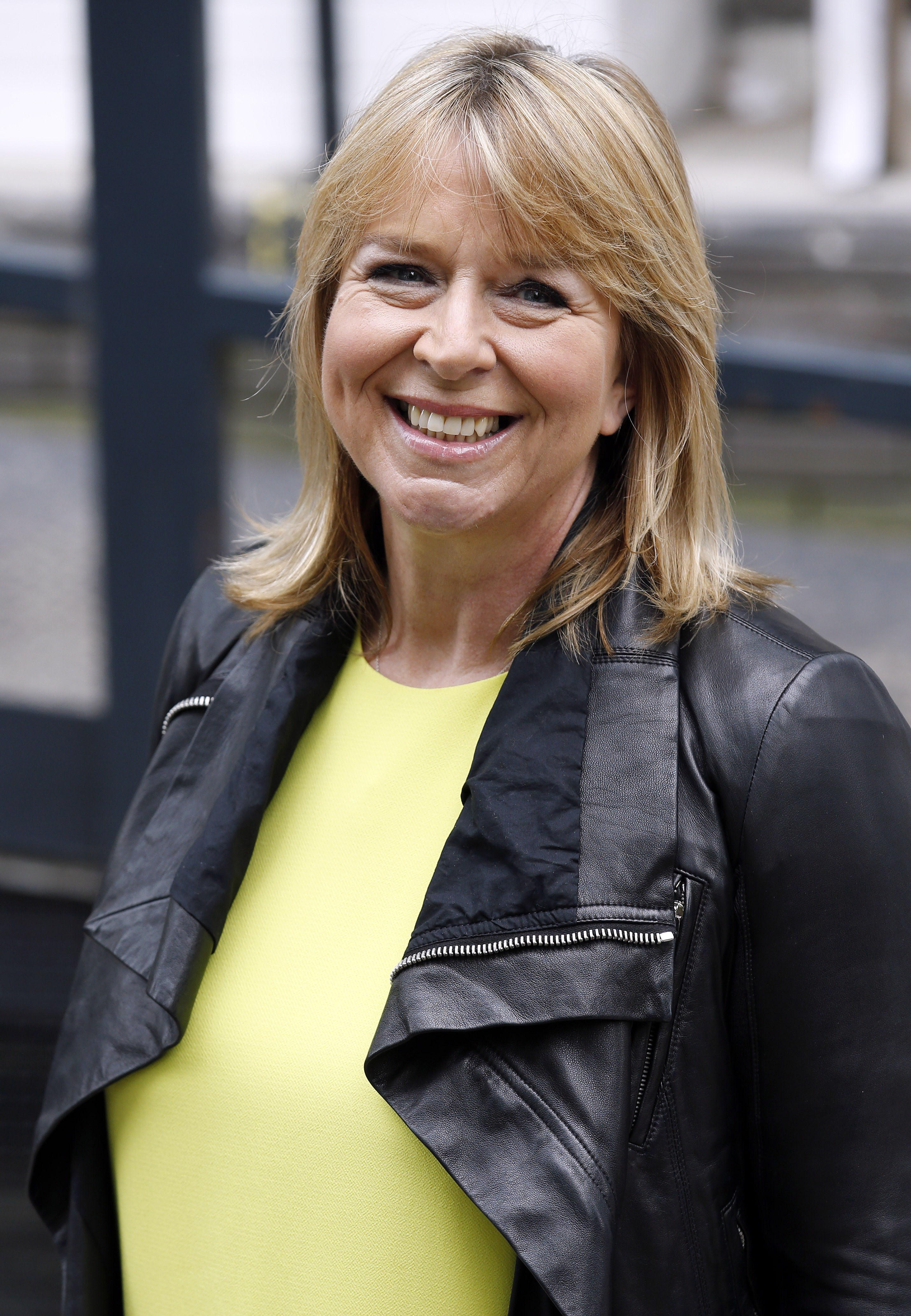 Fern Britton reveals she was assaulted in a lift by a man she had just interviewed