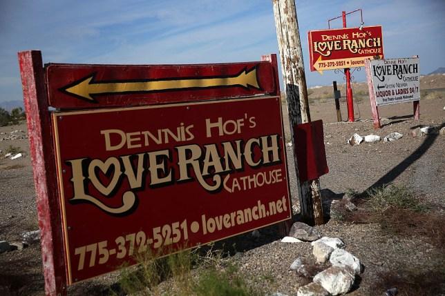 Love Ranch brothel