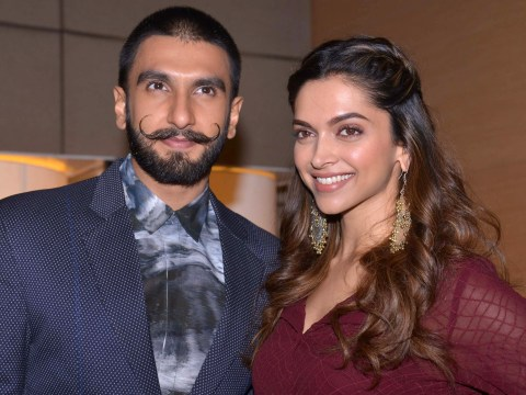 Deepika Padukone shares first pictures from her wedding to Ranveer Singh and they look stunning