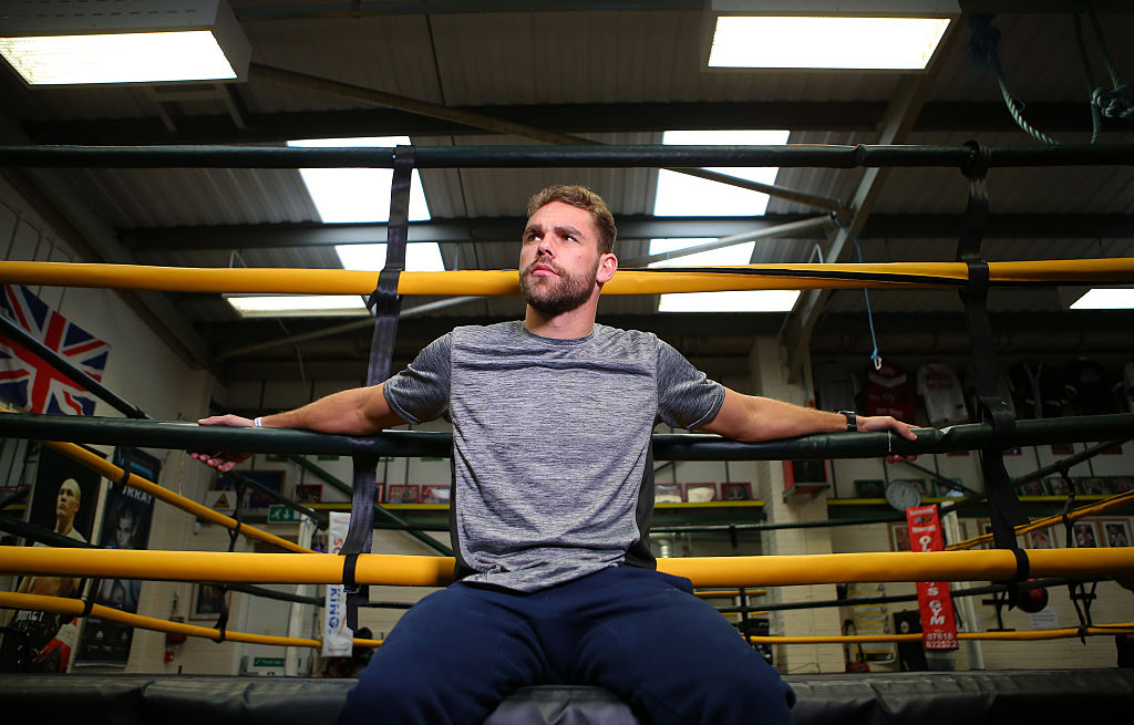 Frank Warren: BJ Saunders seeking mutli-million dollar damages and Floyd Mayweather will fight again