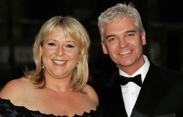 Fern Britton narrowly avoids run-in with Phillip Schofield after BAFTA row