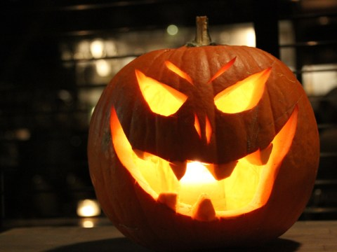 Spooky but lazy? You can order a £1 pre-carved pumpkin on Deliveroo